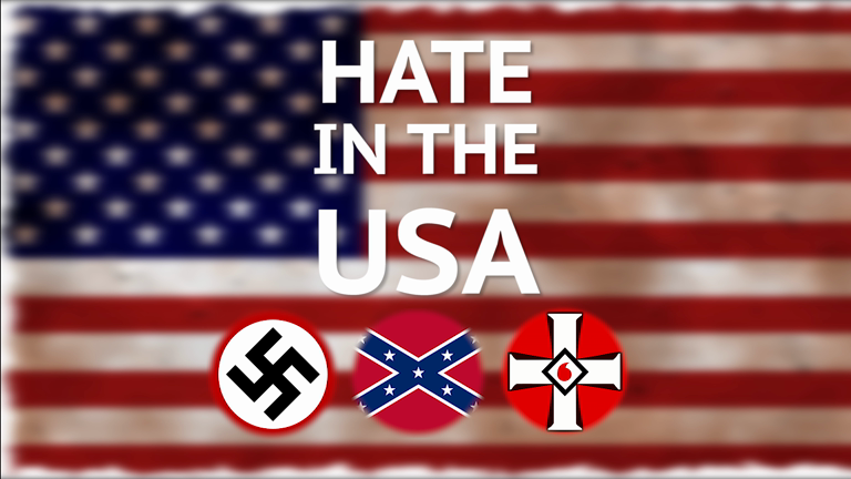 Hate in the USA: Racist, anti-Muslim and homophobic groups on the rise in America