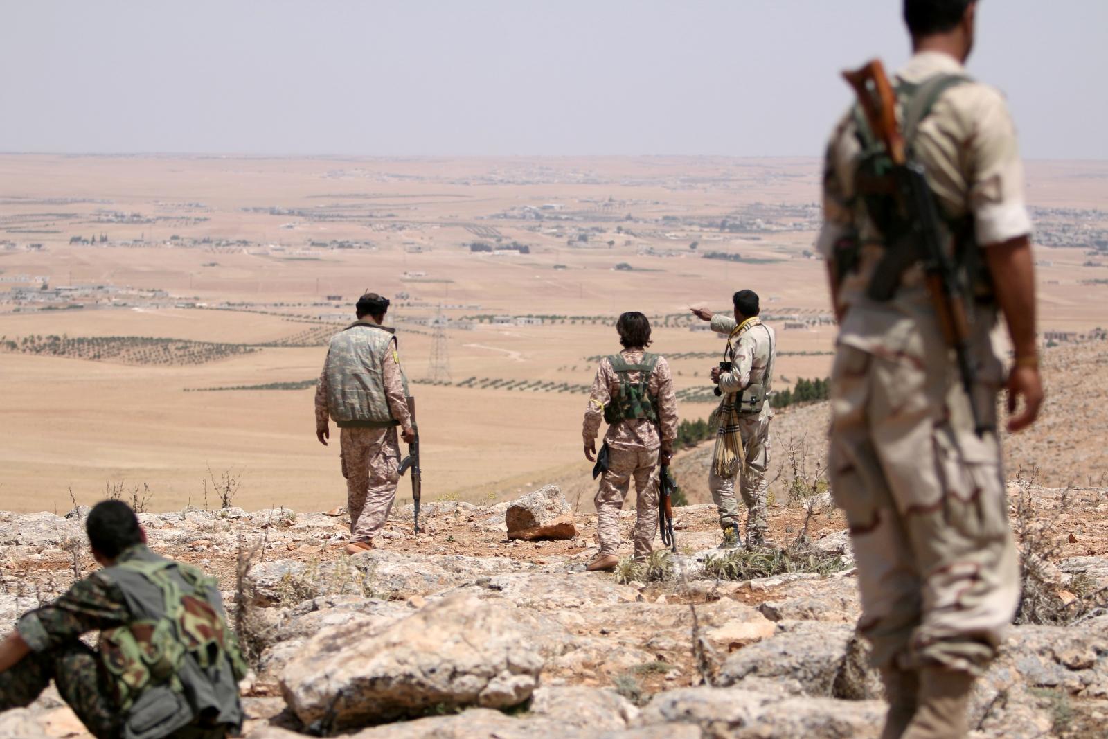 Manbij military council