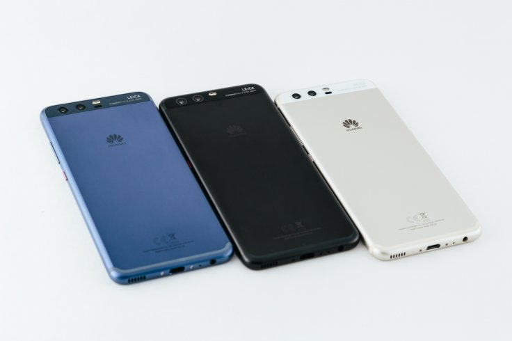 Huawei P10 trio of phones