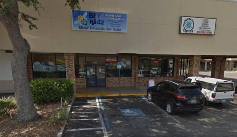 Brandon Tampa Florida child car death