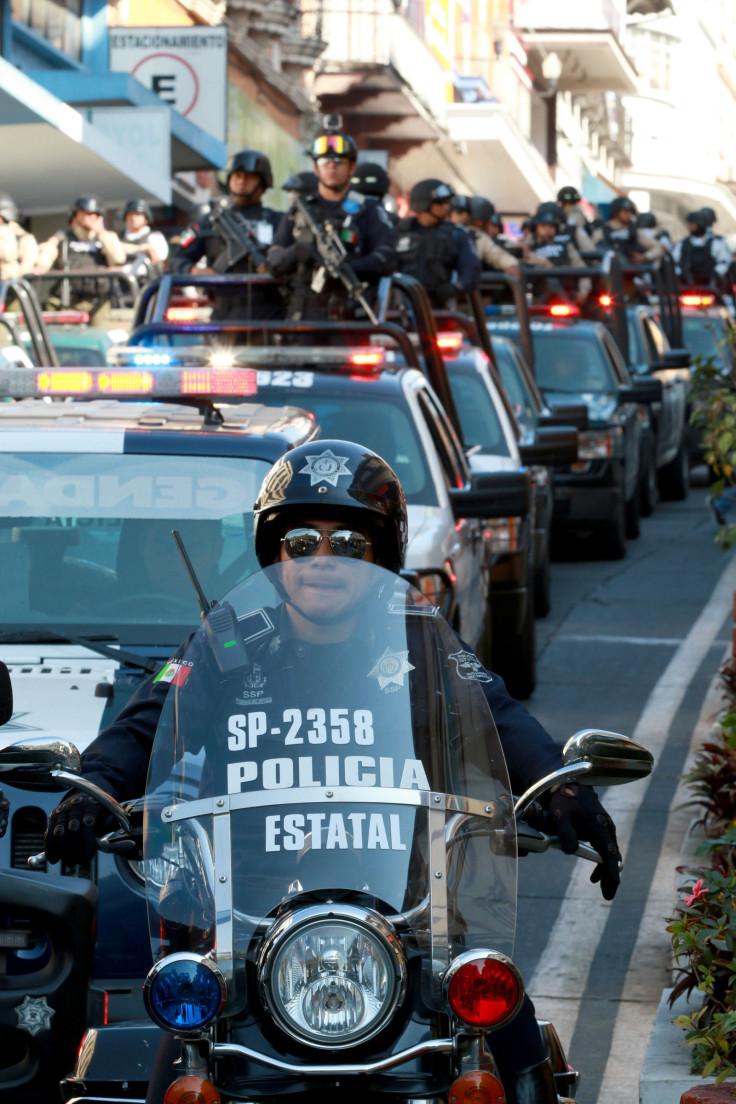 Police Veracruz