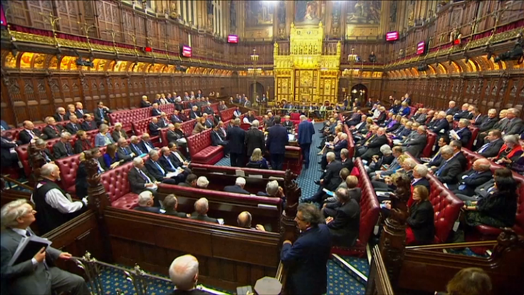 Brexit Bill defeated in House of Lords