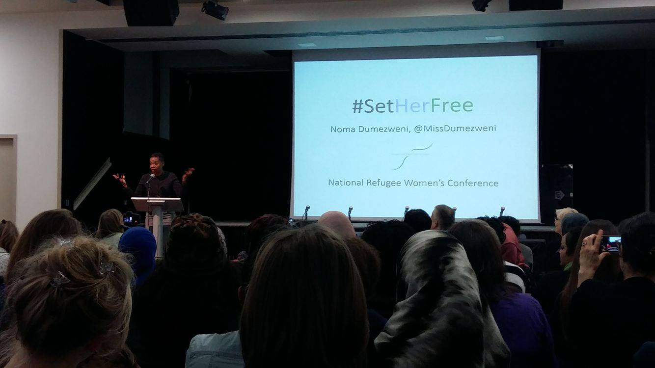 National Refugee Women's Conference