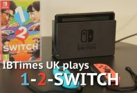 IBTimes UK tries 1-2-Switch on Nintendo Switch