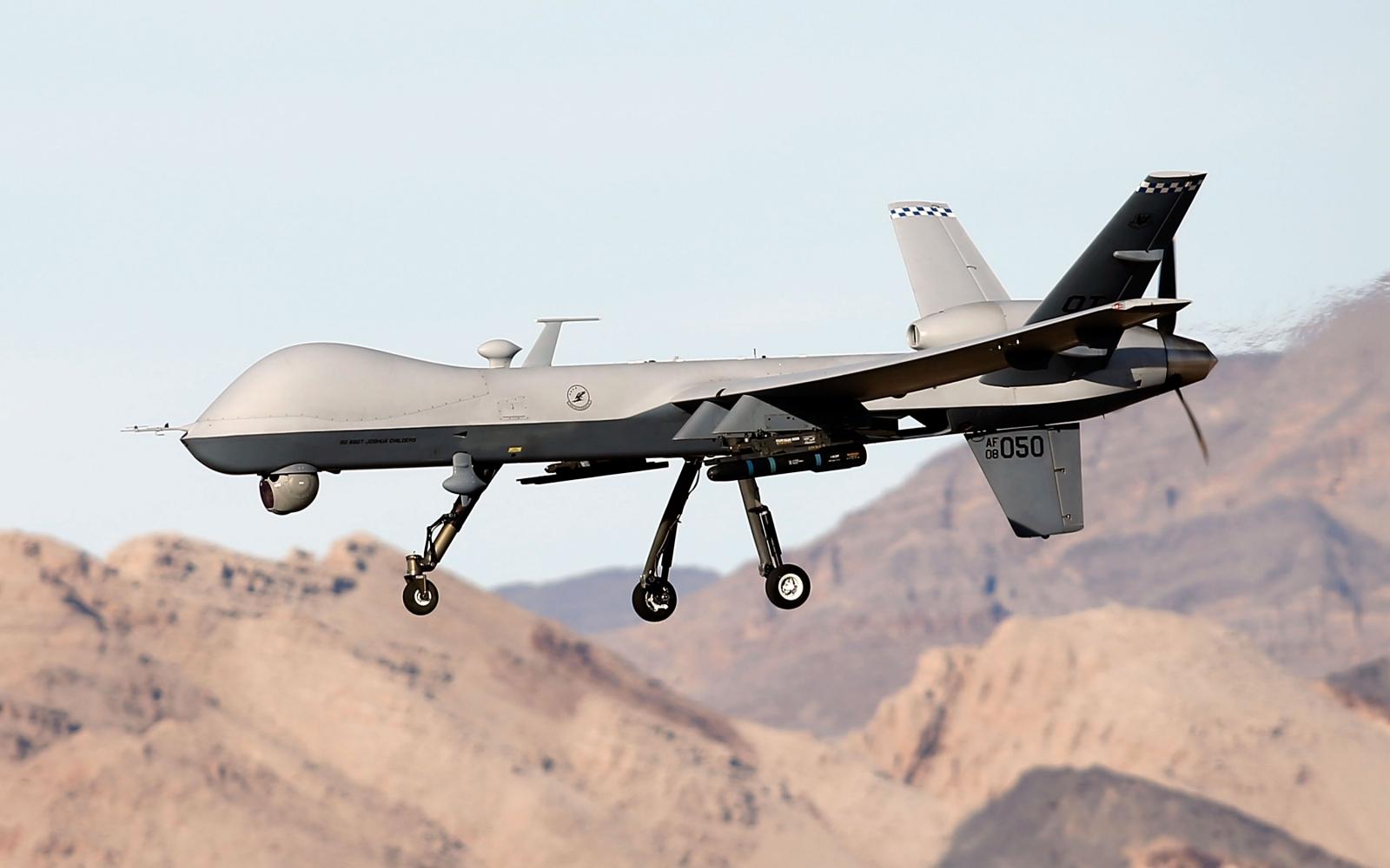 MQ-9 Reaper US Air Force military drone
