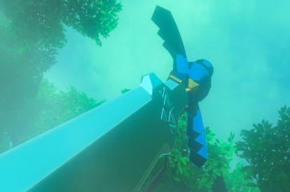 The Legend of Zelda Master Sword