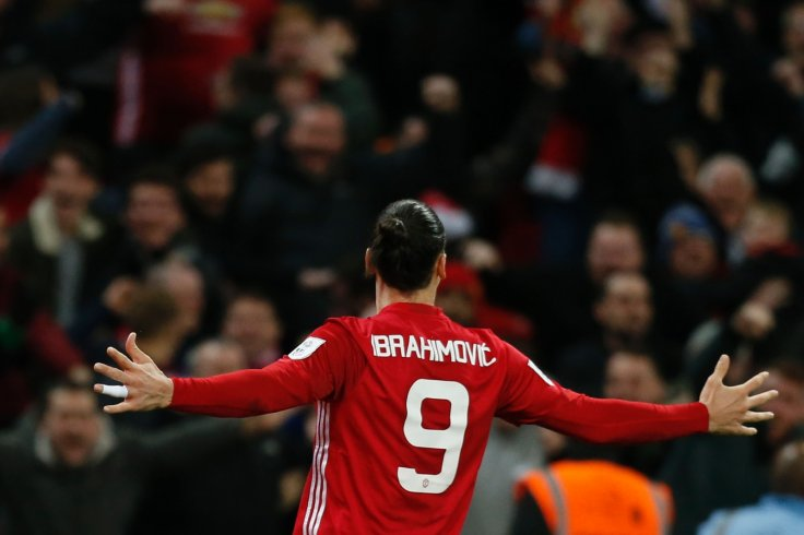 Arsenal  should have signed  Manchester United forward Zlatan ... 397f144d1