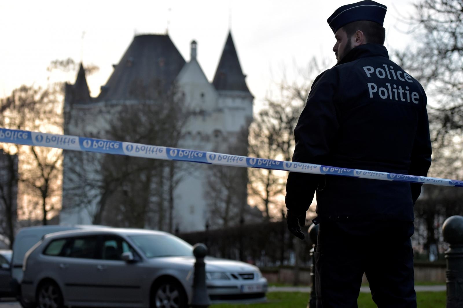 Brussels terror alert Gare du Midi