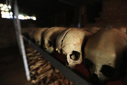 1994 Rwanda genocide