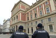 Police in Vienna