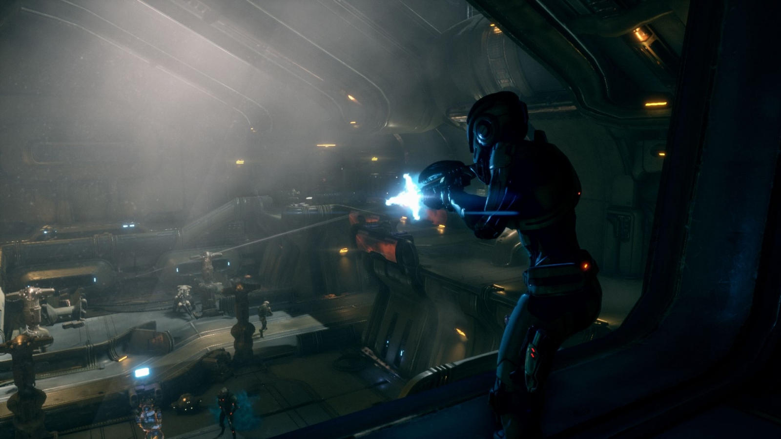 Mass Effect Andromeda 1920x1080: BioWare Explains Why Mass Effect Andromeda Multiplayer