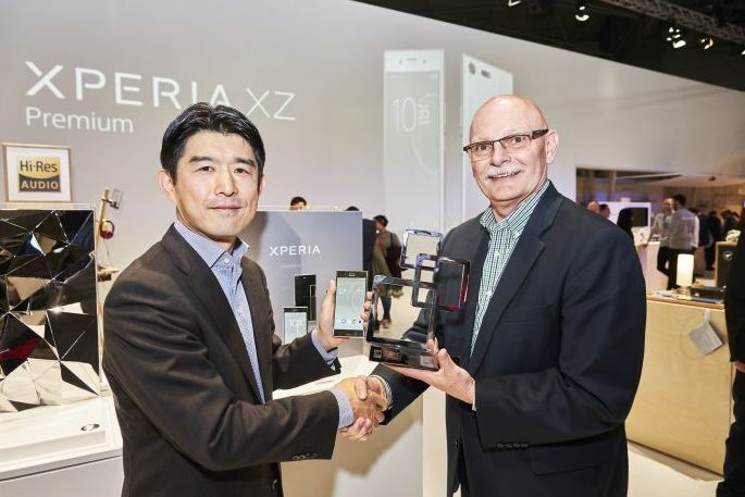 Xperia XZ Premium wins Best New Smartphone or Connected Mobile Devices at MWC 2017