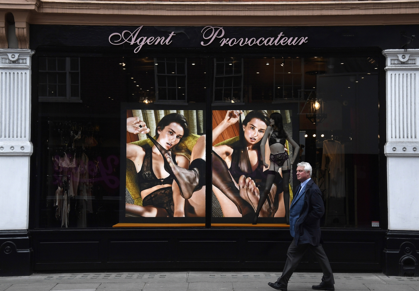 agent provocateur founder hits out at 39 preposterous 39 sports direct deal. Black Bedroom Furniture Sets. Home Design Ideas