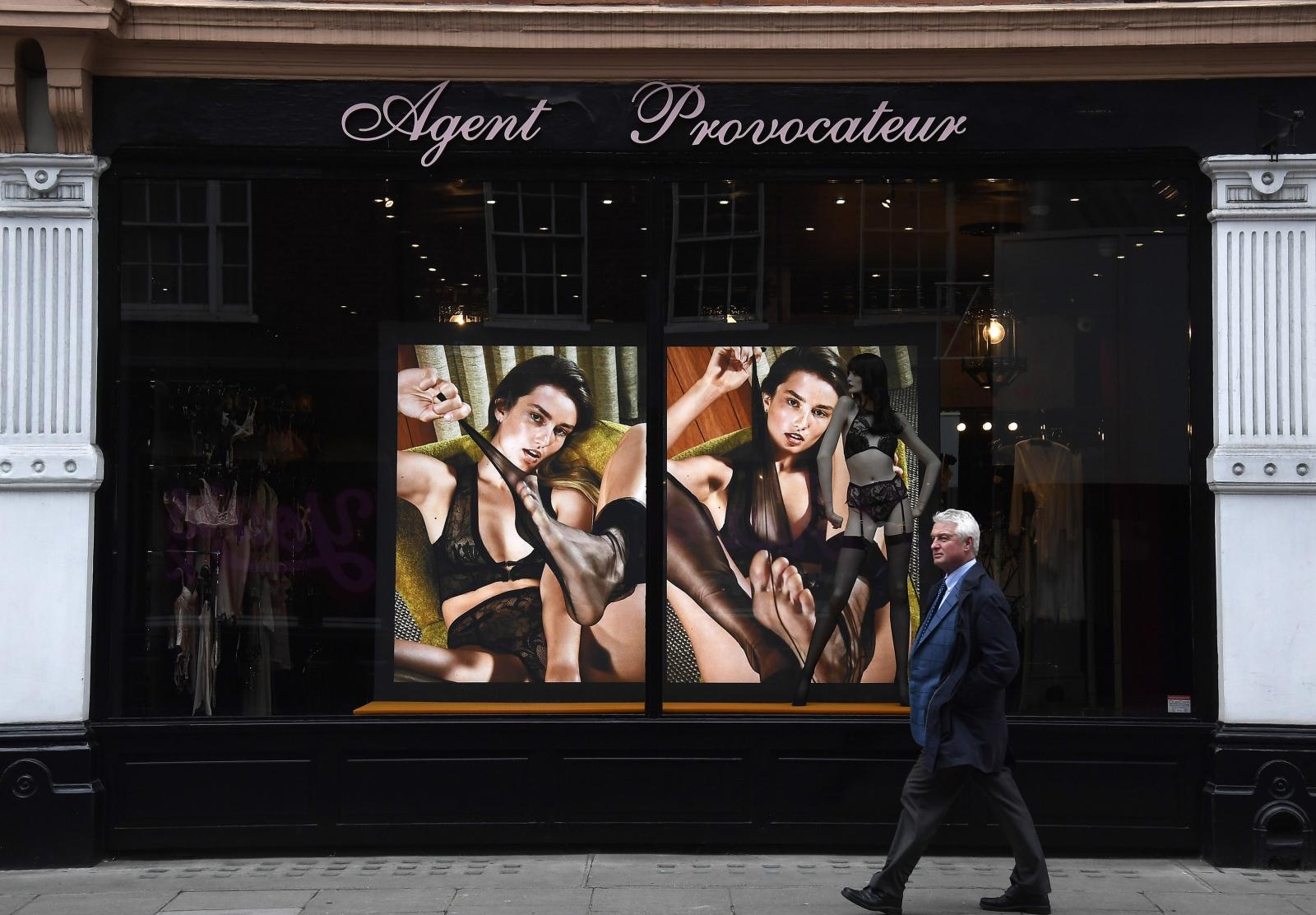 Agent Provocateur store, London
