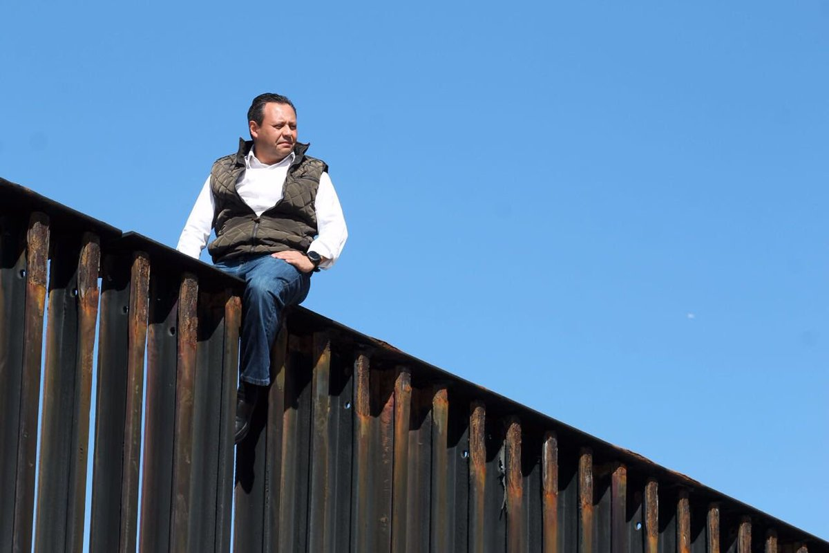 Braulio Guerra Border Wall