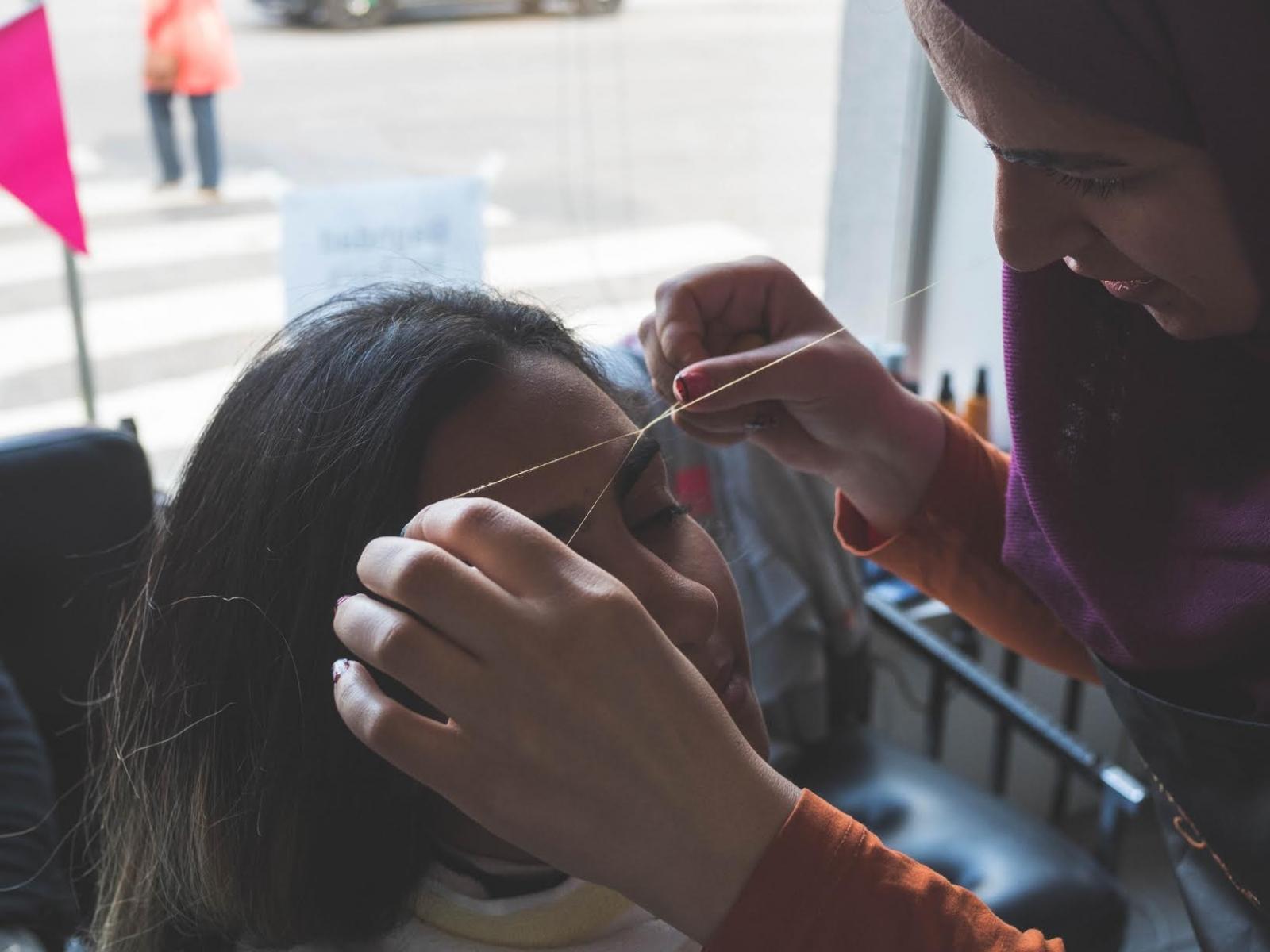 Baghdad barbers 2