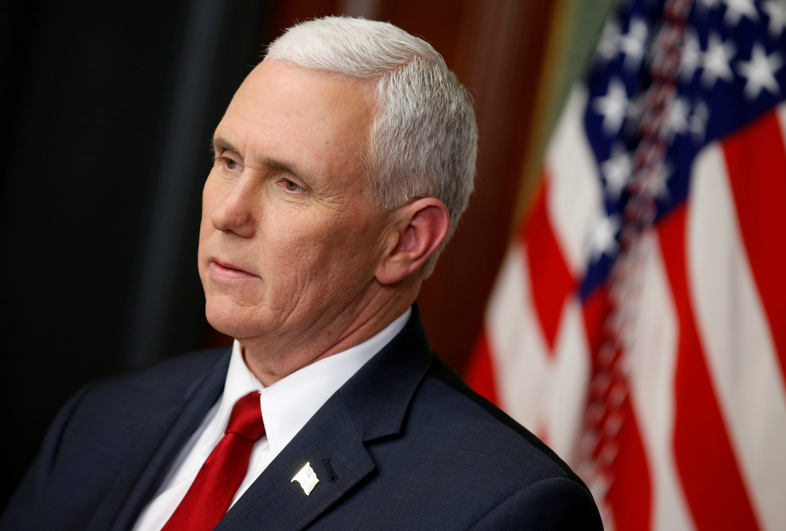 Vice President Mike Pence Used Private Email As Governor
