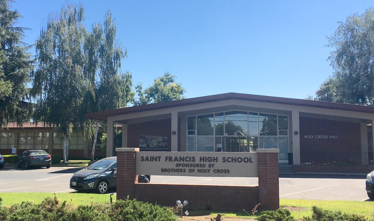 Snapchat school Saint Francis Mountain View