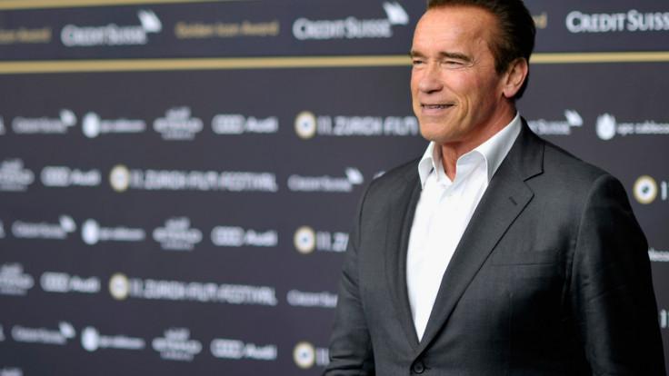 Arnold Schwarzenegger blames 'the Apprentice's' poor ratings on Trump