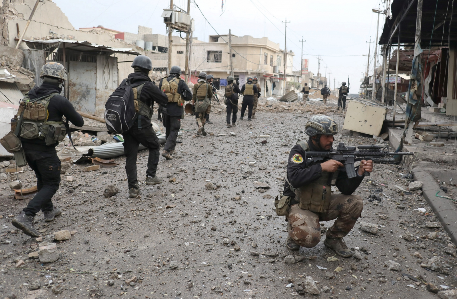 If confirmed, chemical attacks in Mosul a war crime