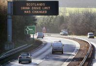 Scotland drink-drive limit