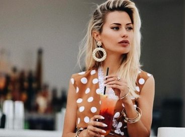 Former Russian Playboy model Victoria Bonya