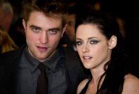 Robert Pattinson and Kristen Stewart Twilight