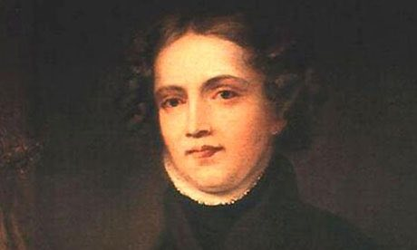 Portrait of Anne Lister