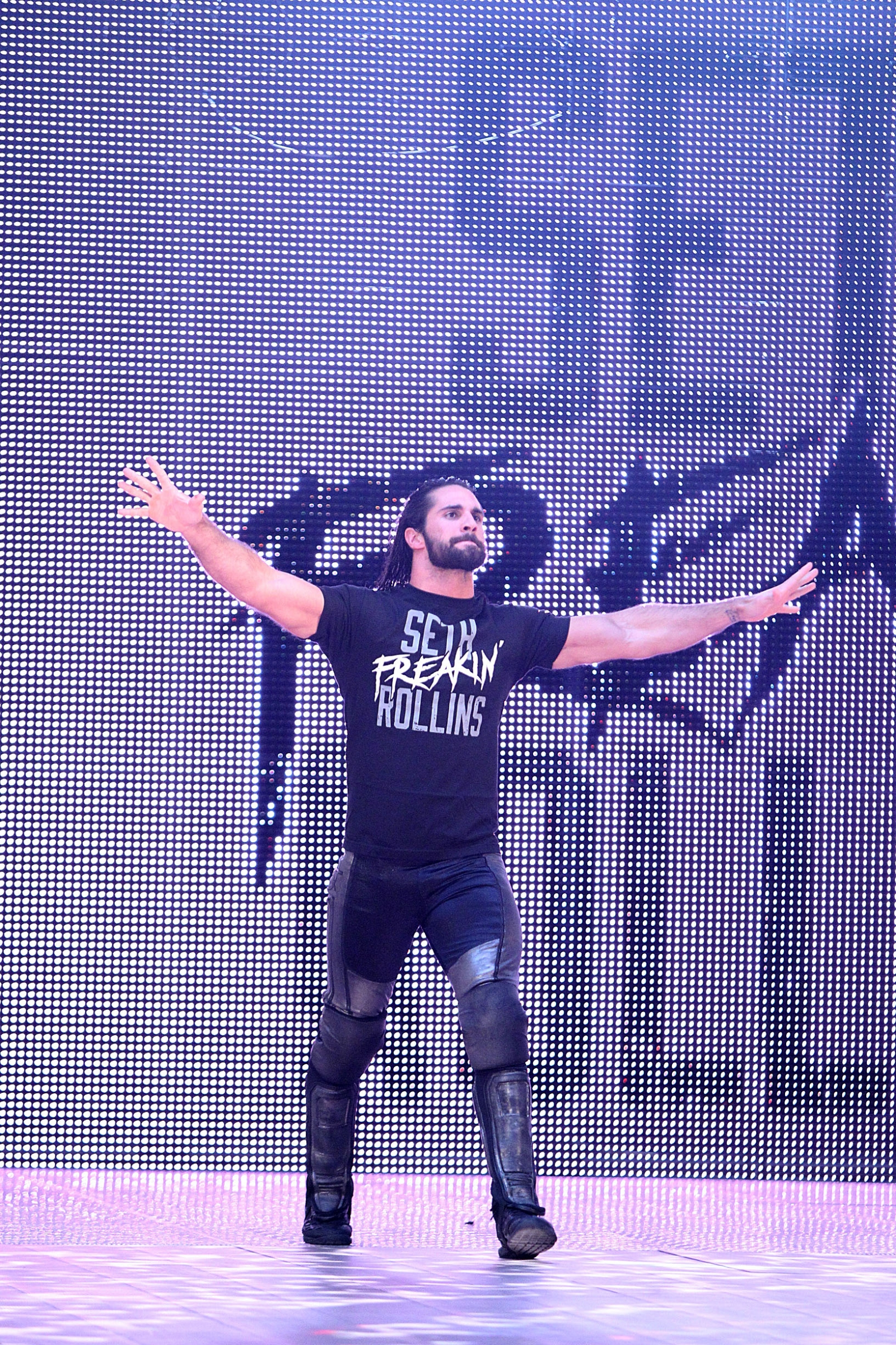 Wwe Raw Results Biggest Winners Losers Seth Rollins