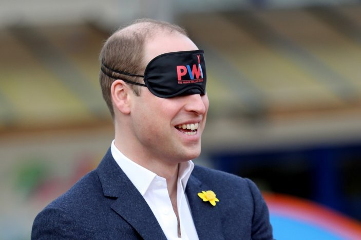 Prince William at SkillForce