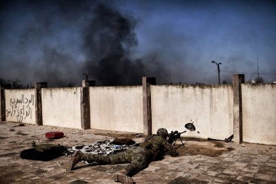 Mosul Isis battle