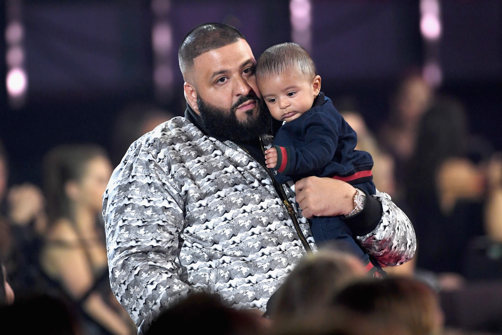DJ Khaled son
