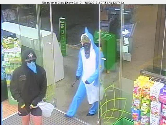 Robbery New Zealand