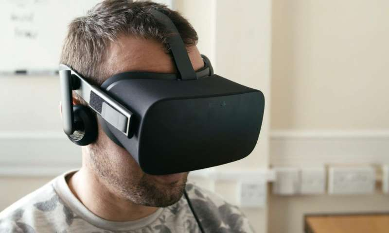 Cineon Training virtual reality