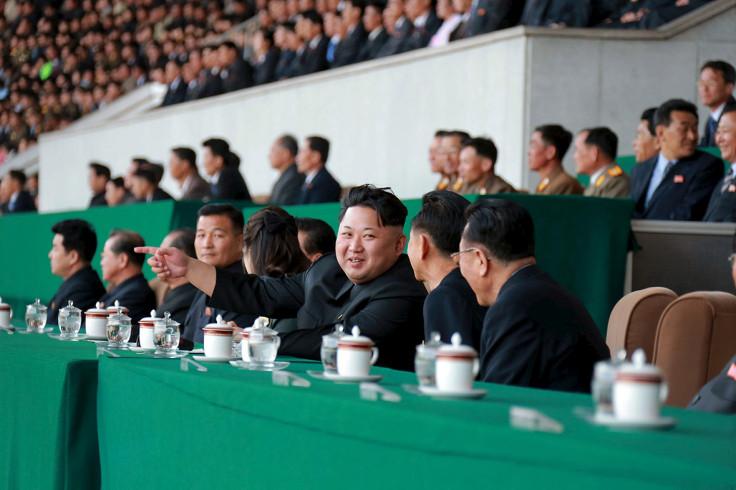Kim II Sung Stadium
