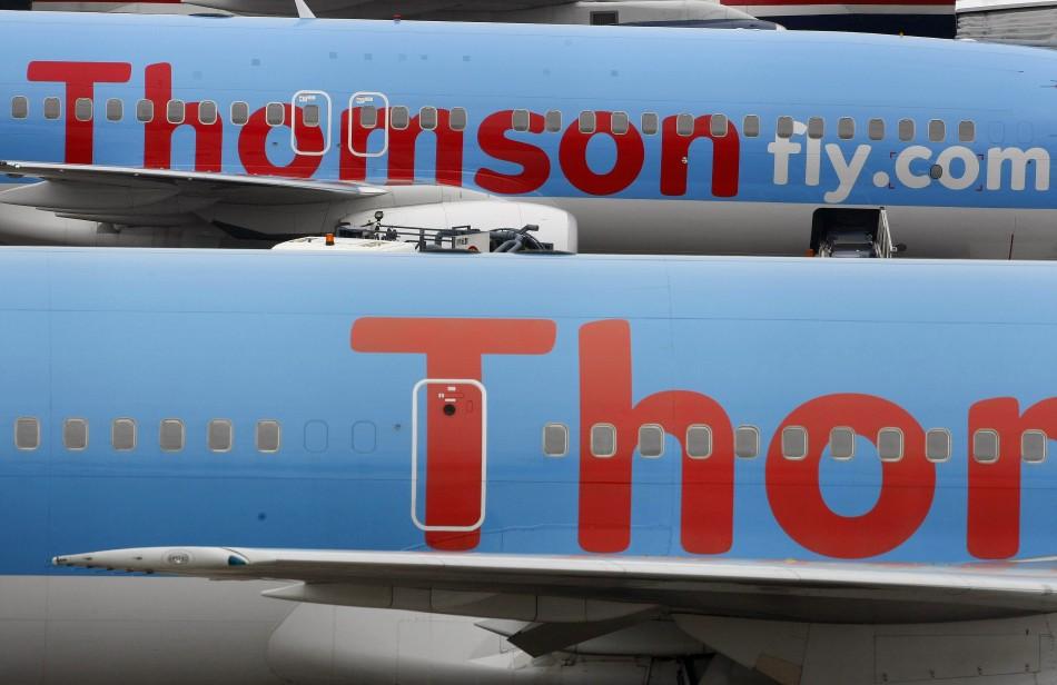 Thomson Plane