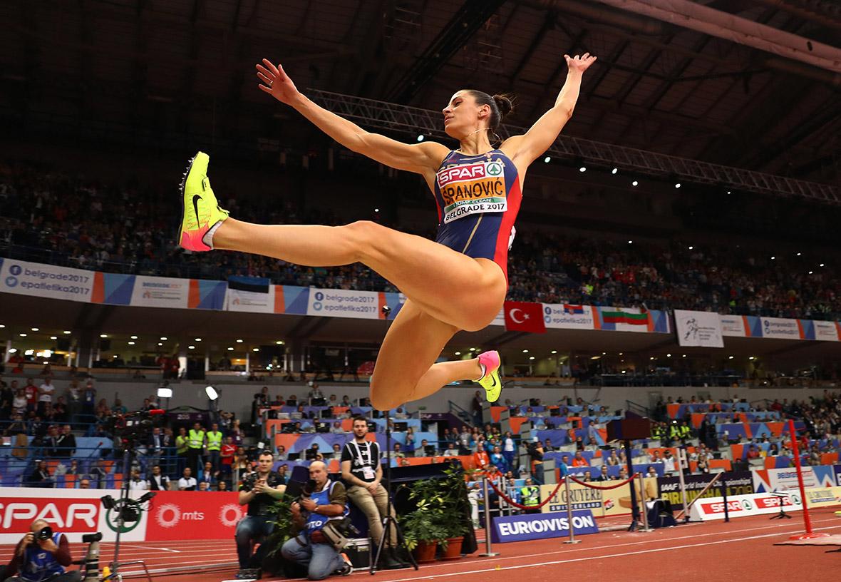 2017 European Athletics Indoor Championships