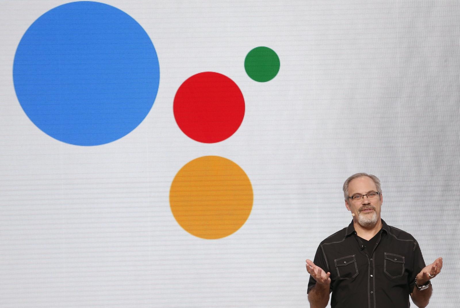 Google Assistant Scott Huffman