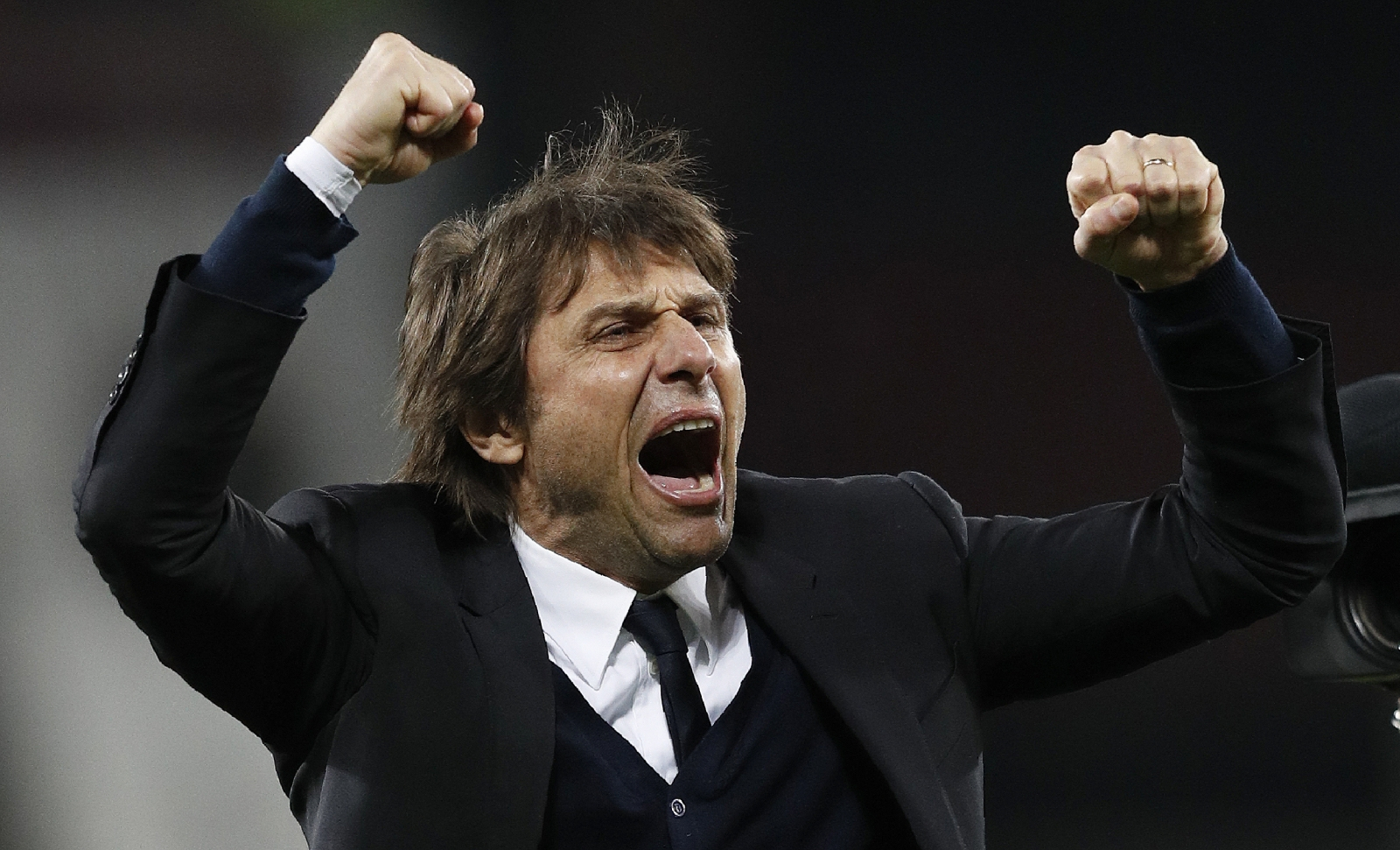 Chelsea boss Antonio Conte says his club need 24 points to win the Premier League