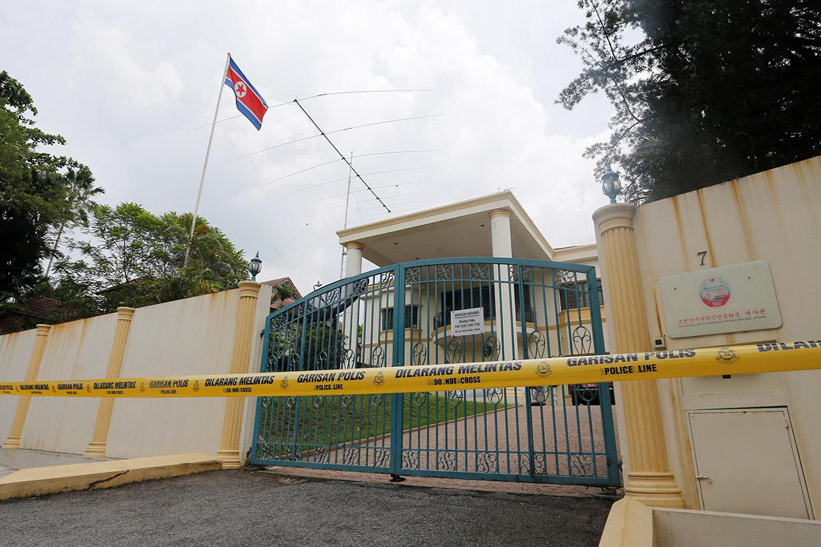 Malaysia North Korea relations
