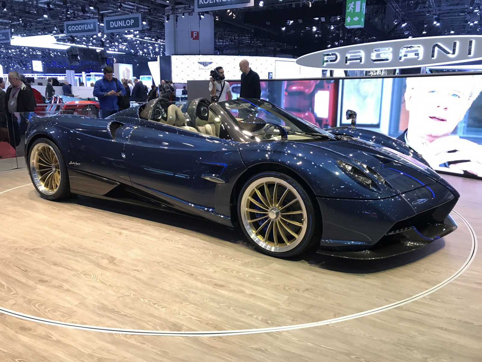 Pagani Huayra Roadster Feast Your Eyes On This Topless