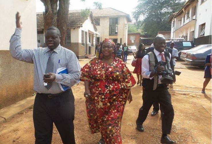 Court says Ugandan activist Stella Nyanzi should have mental health examination