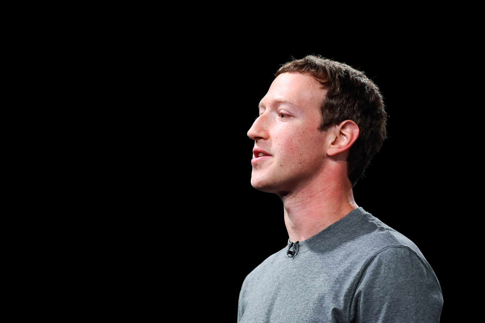 Founder CEO Facebook Mark Zuckerberg