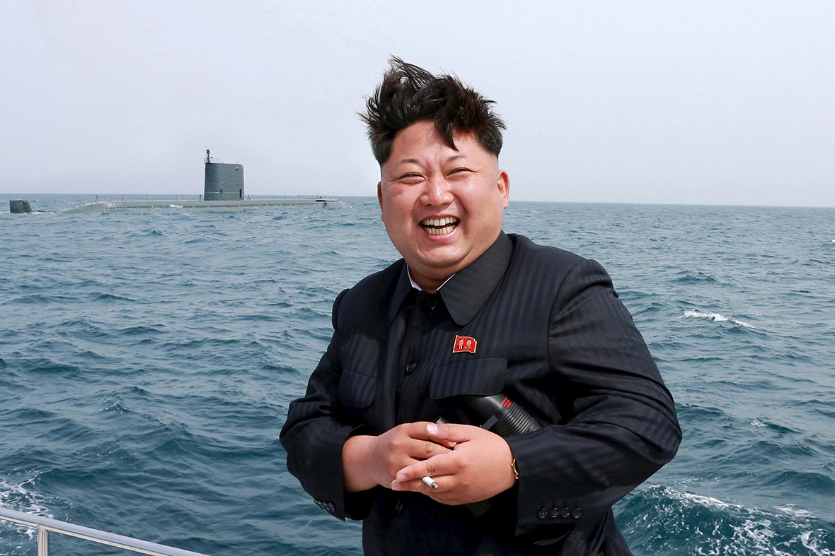 North Korea Kim Jong-un missiles