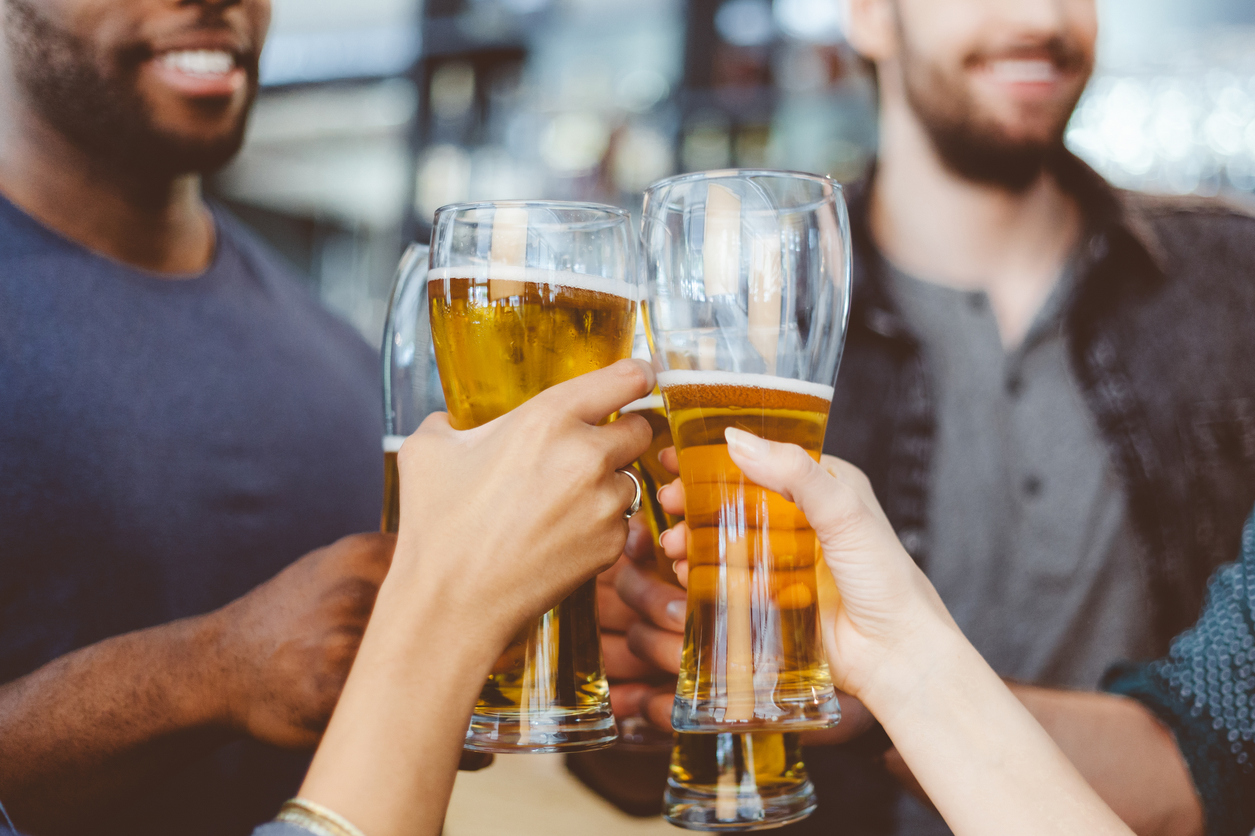 can i drink alcohol on baclofen