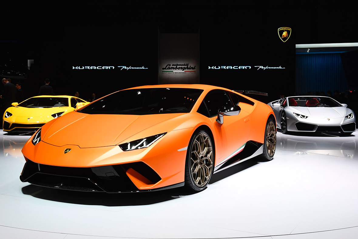 Here Are The Details About Pope Francisu0027 Special Edition Lamborghini Huracan