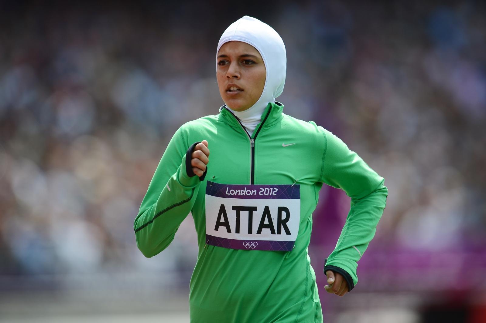 Sarah Attar