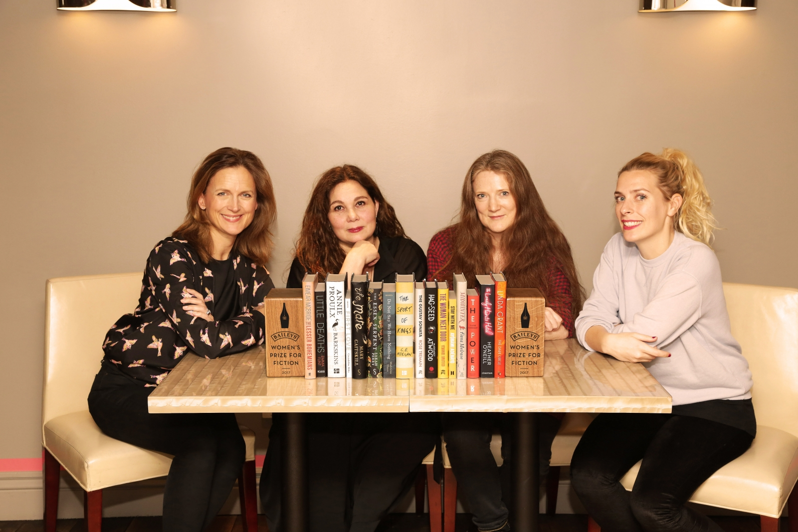 Baileys Women's Prize for Fiction 2017