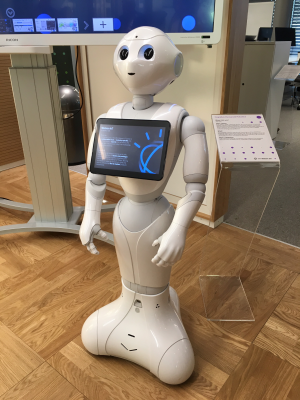IBM Watson Pepper Robot