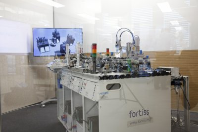 IBM Watson IoT test labs